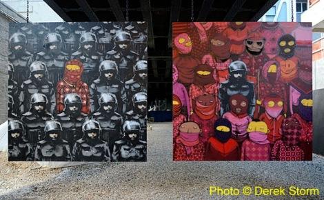 Grafiti_Gemeos_Banksy